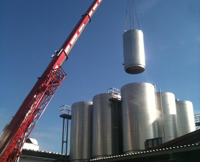 Maltan GmbH- Kranverleih