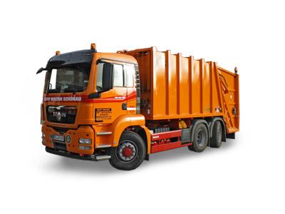 Maltan GmbH- Entsorgung