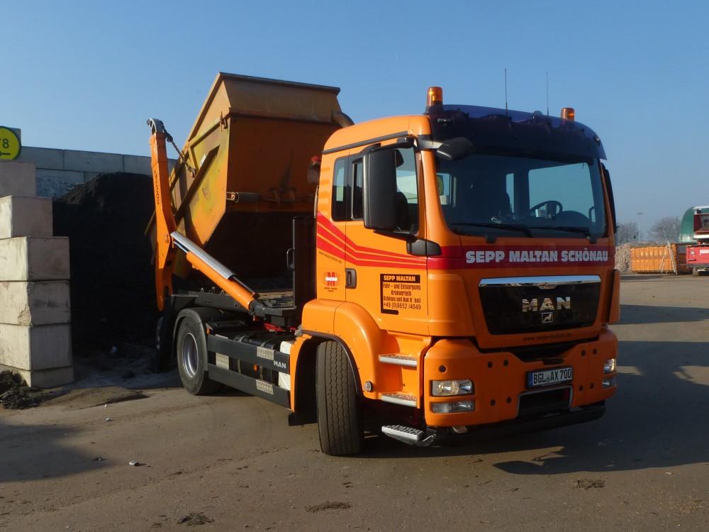 Maltan GmbH- Containerdienst