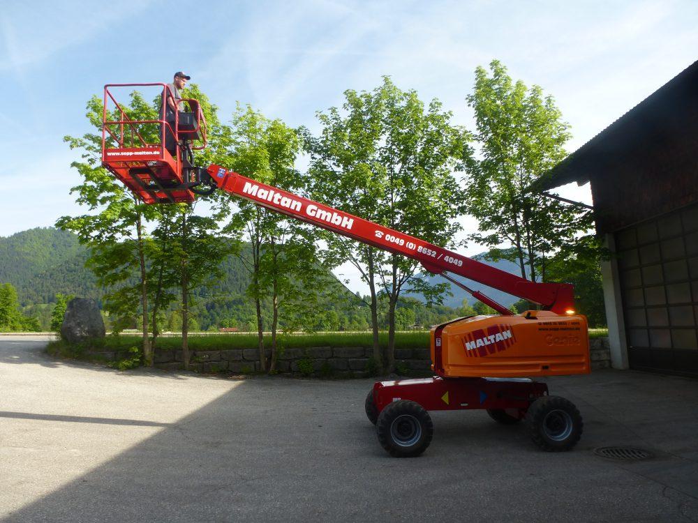 Maltan GmbH- Hebebühnenverleih