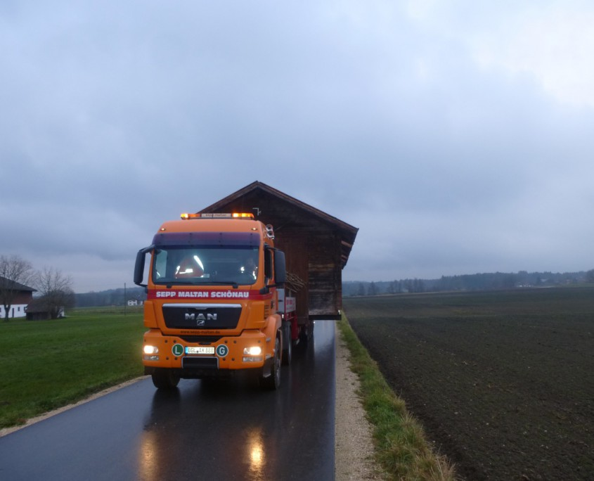 Maltan GmbH - Spezialransporte