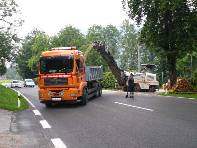 Maltan GmbH - Schüttgutfahrzeuge - Abrollkipper