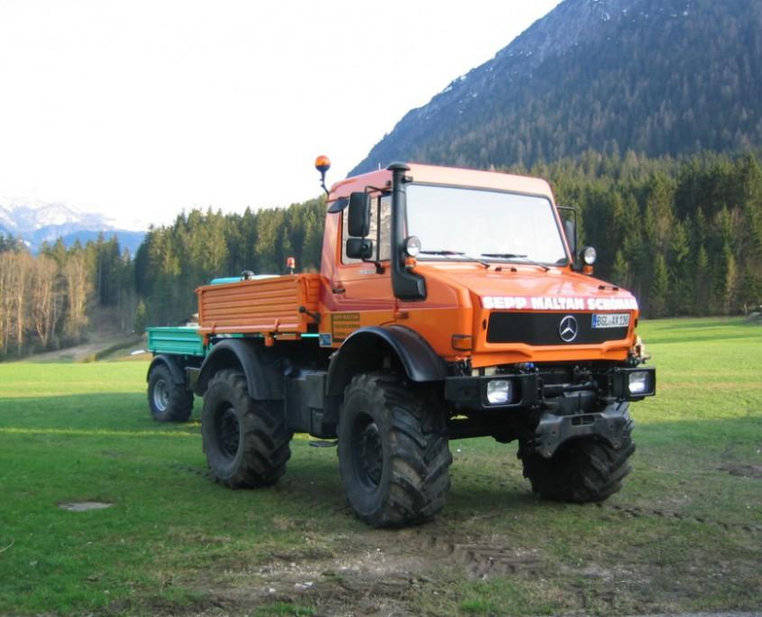 Maltan GmbH - Schüttgutfahrzeuge - U2400