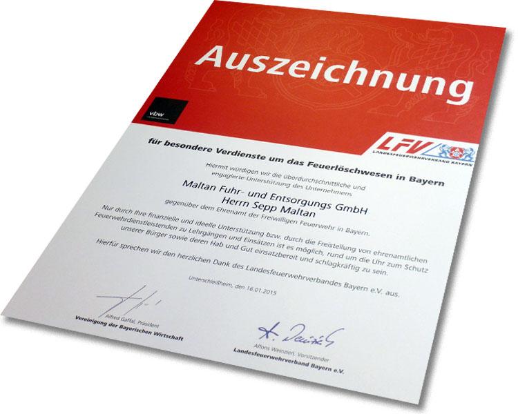 Maltan GmbH - Sponsoring