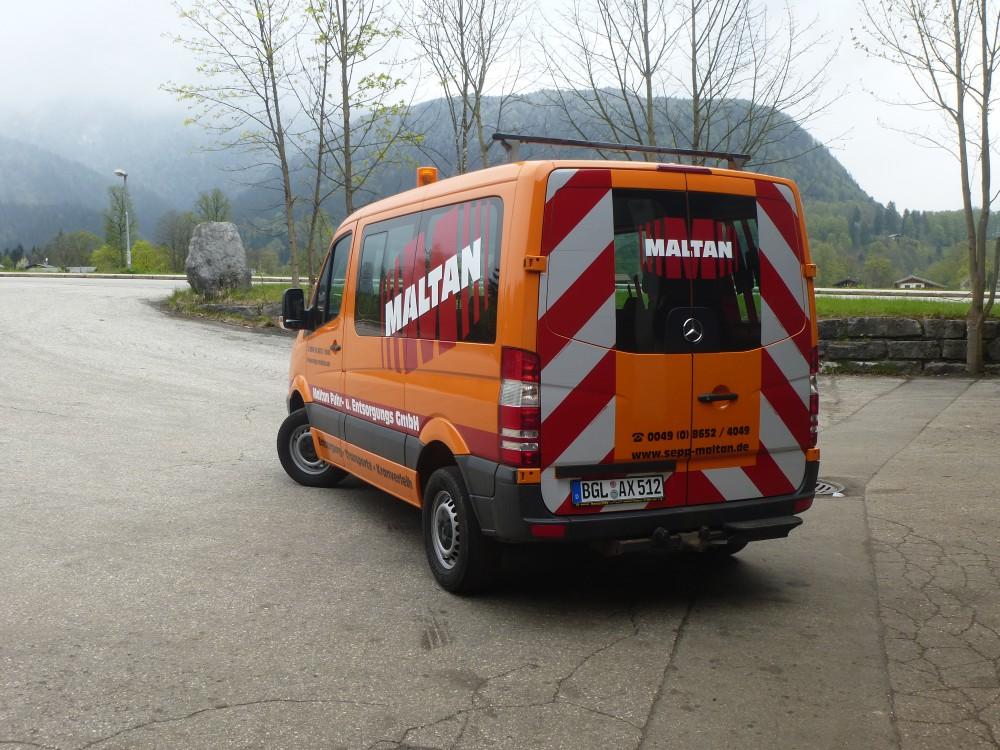 Maltan GmbH- BF3 Begleitung